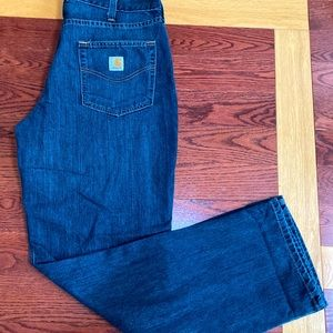 Carhartt Relaxed Fit Jeans (36x32)